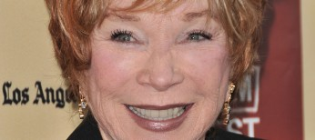 Shirley MacLaine Goes Upstairs for 'Downton Abbey'