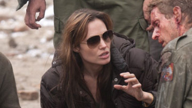 Jolie Makes Directorial Debut with 'Blood and Honey' – 4 Photos