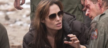 Jolie Makes Directorial Debut with 'Blood and Honey'