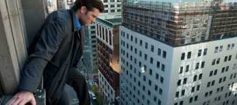 Sam Worthington Reaches New Heights in 'Ledge' – 3 Photos