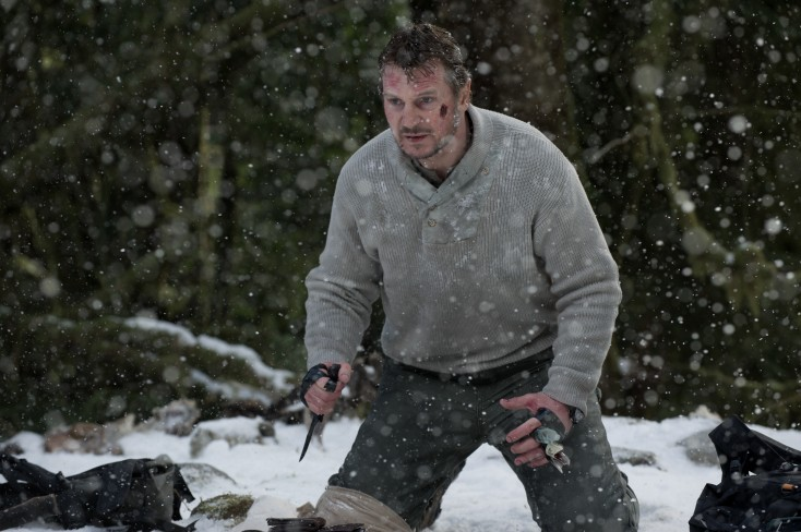 Liam Neeson Ventures Into 'The Grey'
