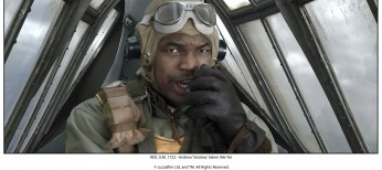 Ne-Yo Flying High in George Lucas' 'Red Tails'