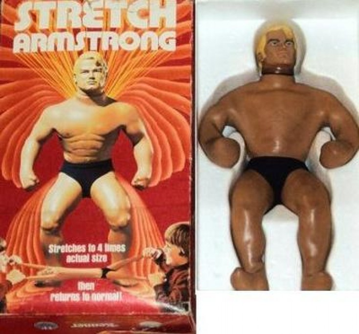 Stretch Armstrong Ready for his Close Up In 2014