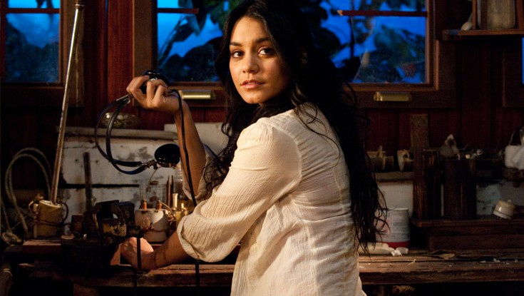 A Multi-dimensional 'Journey' for Vanessa Hudgens  – 5 Photos