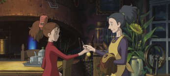 It's A Small World for Studio Ghibli/Disney's 'Arrietty'