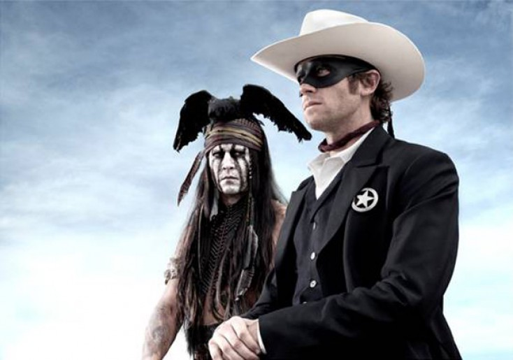 Disney Unmasks First Look at 'The Lone Ranger'