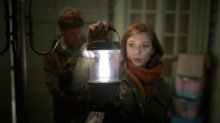 Elizabeth Olsen Speaks Up on 'Silent House'