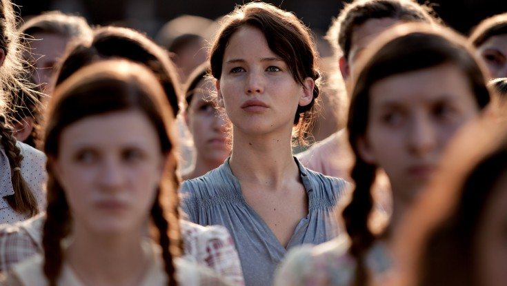 Jennifer Lawrence Steps Up to the Plate for 'The Hunger Games'