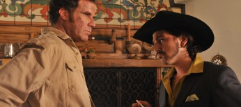 Will Ferrell Hablas Espanol in 'Casa de mi Padre' – 3 Photos
