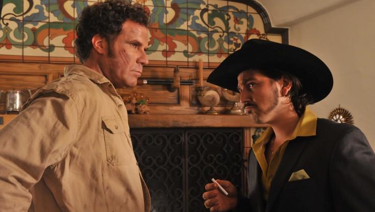 Will Ferrell Hablas Espanol in 'Casa de mi Padre' – 3 Photos
