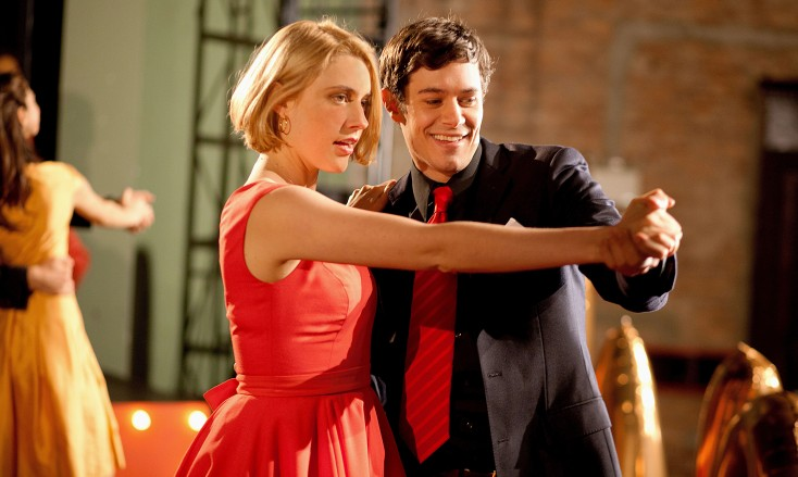 Adam Brody's Collegial 'Damsels in Distress'