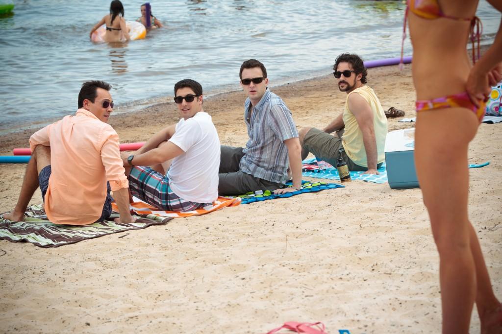 голые фото на пляже смотреть