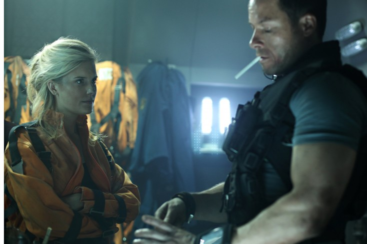 'Lockout' for Pearce before 'Prometheus'