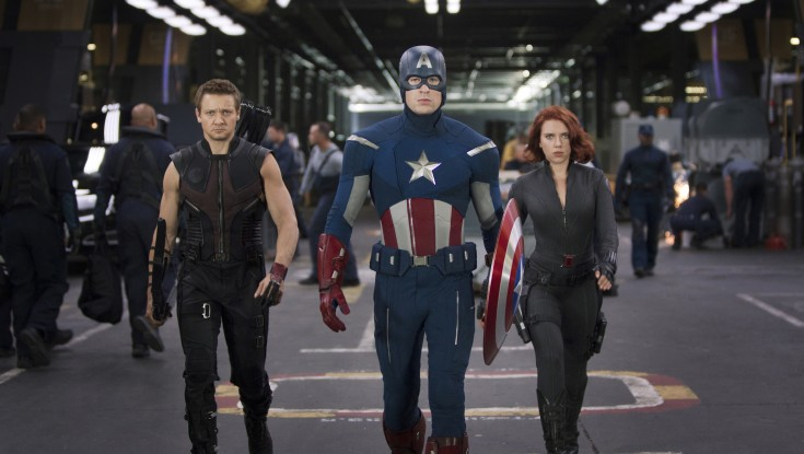 Whedon Corrals Marvel Superheroes in 'The Avengers'