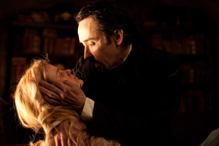 John Cusack Channels Poe in 'The Raven'