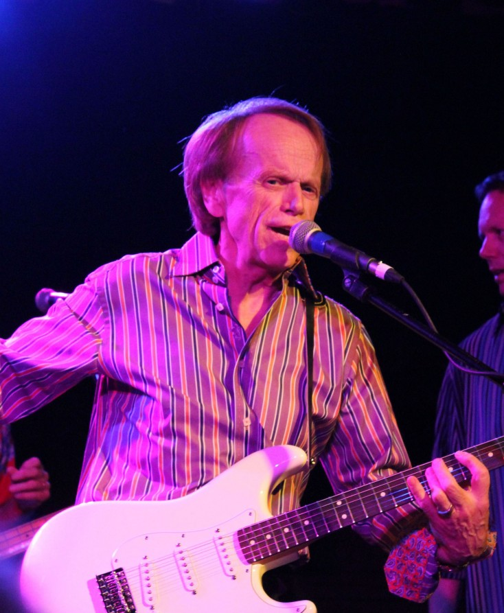 Catching Up with Beach Boys' Al Jardine