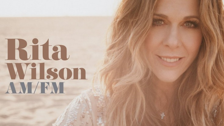 Rita Wilson Tunes Up for 'AM/FM' CD