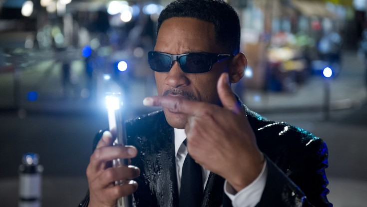 Will Smith Returns as Agent J in 'MIB3'