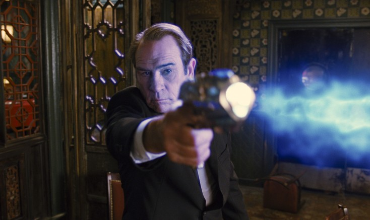 Tommy Lee Jones is Back in 'Black'