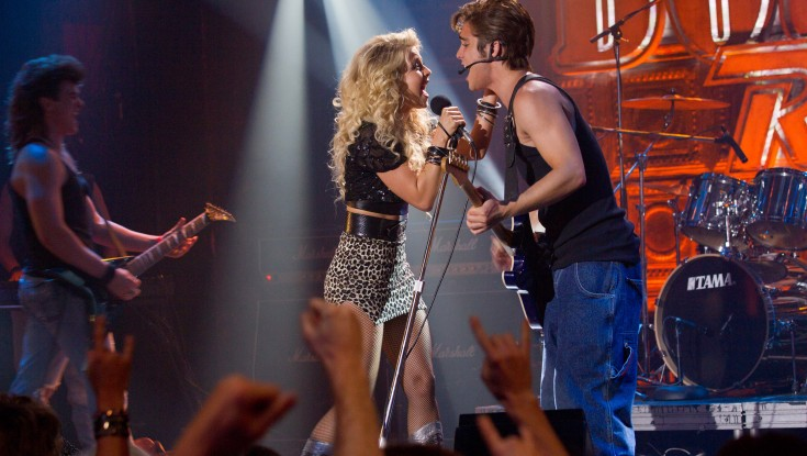 Tom Cruise and Julianne Hough Too Hot in 'Rock of Ages' – 4 Photos