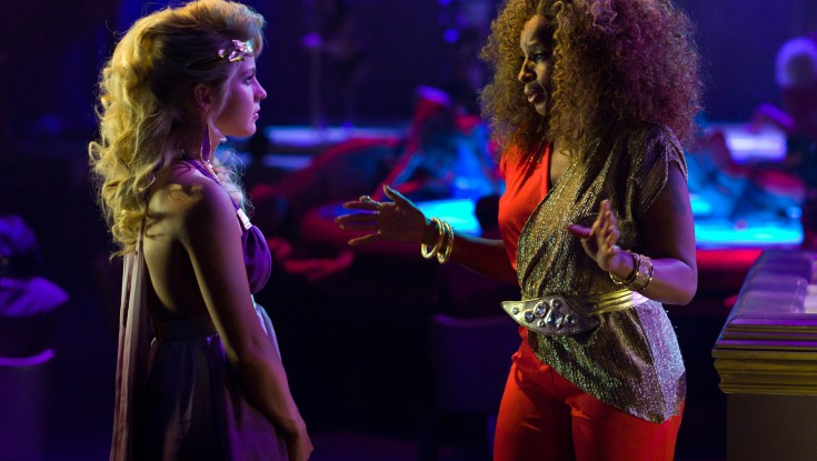 Mary J. Blige Delivers Justice in 'Rock of Ages'