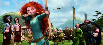 Pixar's Andrews Aims High with 'Brave'