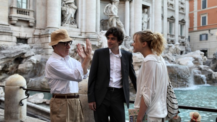 Woody Allen's Road Leads to 'Rome'