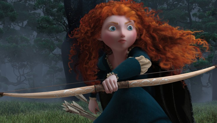 Scottish Cast Weigh in on Pixar's 'Brave' – 3 Photos