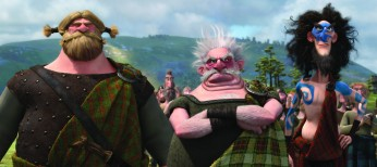 Scottish Cast Weigh in on Pixar's 'Brave'