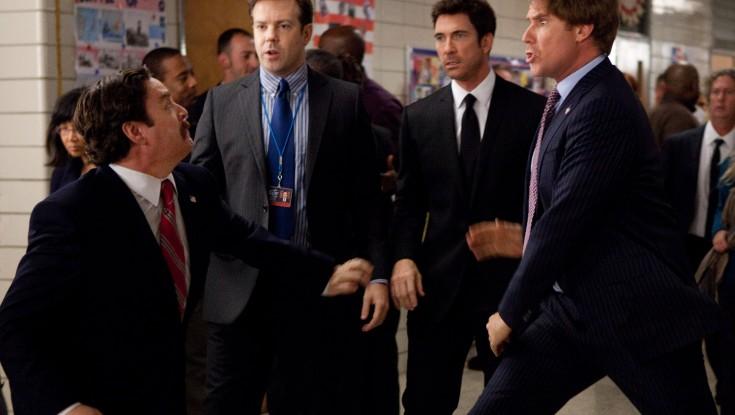 Will Ferrell, Zach Galifianakis Hit 'Campaign' Trail – 2 Photos