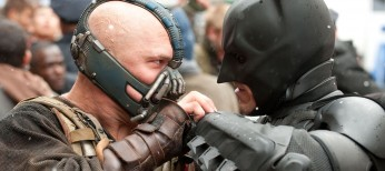 Christian Bale Flies Again With 'Dark Knight Rises' – 3 Photos