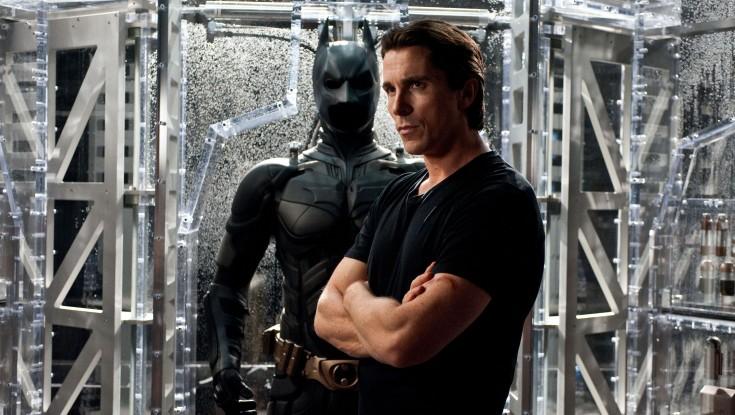 Christian Bale Flies Again With 'Dark Knight Rises'