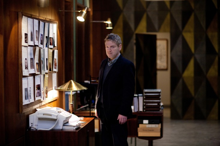 Kenneth Branagh Reprises Swedish Detective Role in 'Wallander' – 3 Photos