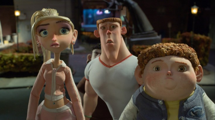 "Kendrick Gives Voice to 'ParaNorman""s Big Sister  – 3 Photos"