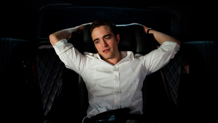 Pattinson Driven to Despair in 'Cosmopolis'  – 3 Photos