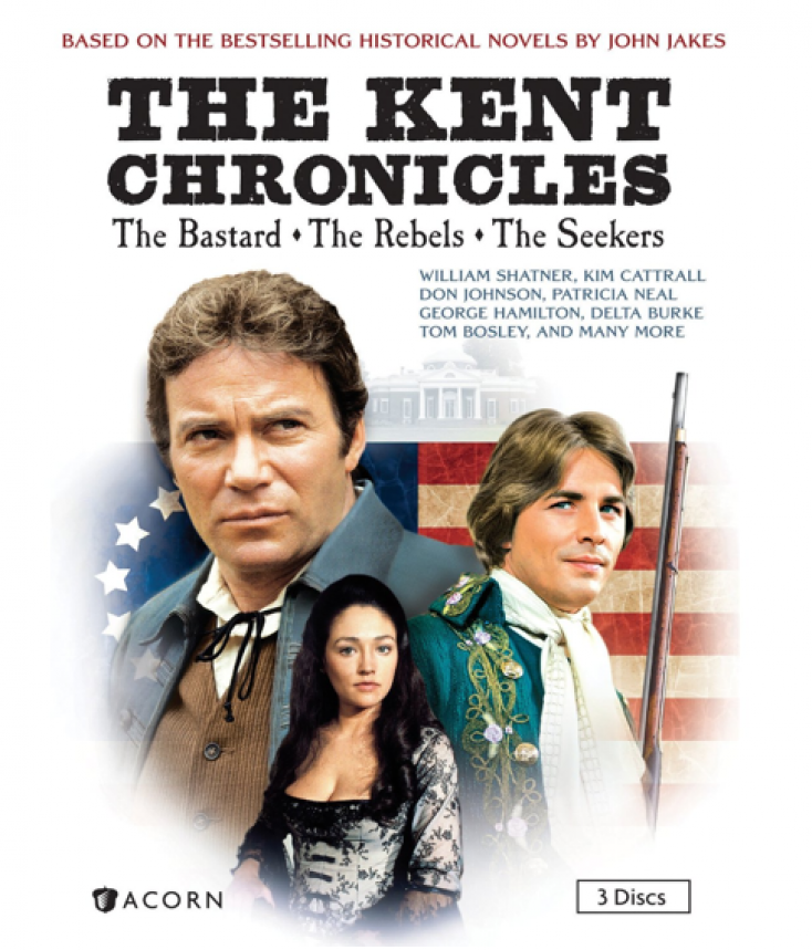 'Kent Chronicles' Trilogy Available on DVD