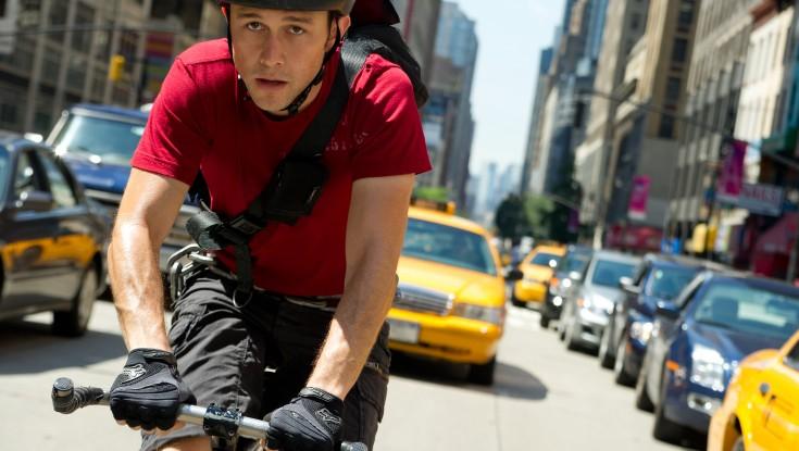 Joseph Gordon-Levitt Peddles 'Premium Rush'