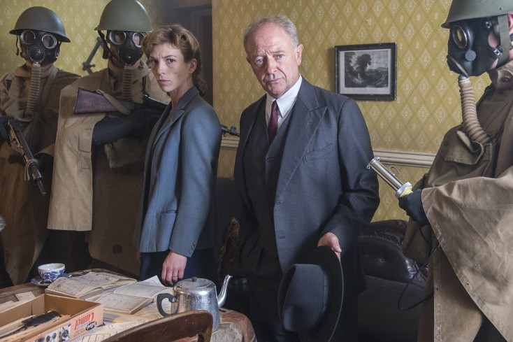 First look at Next Season's 'Foyle's War'