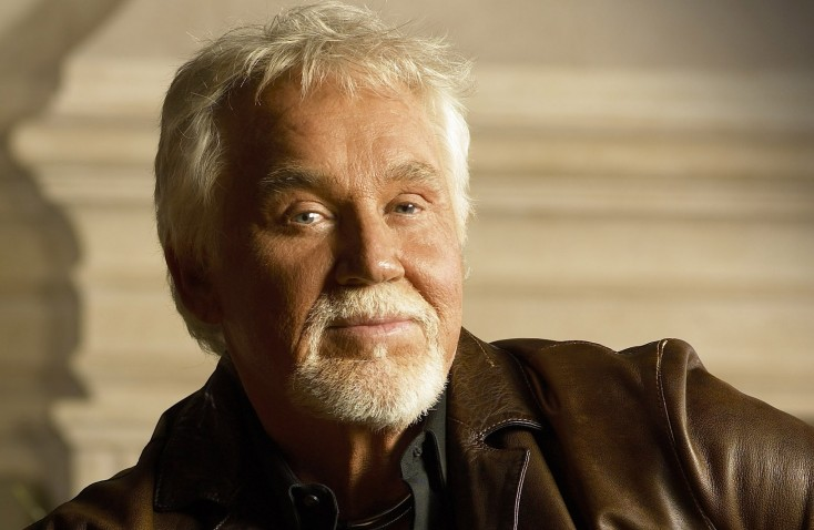 Kenny Rogers finds 'Luck or Something Like It' with autobiography