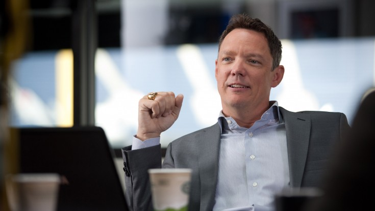 EXCLUSIVE: Matthew Lillard Spells 'Trouble' for Clint Eastwood in New Drama