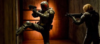 Not Enough Fun in Dreary 'Dredd'