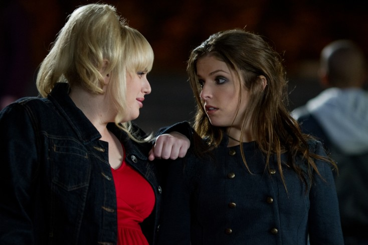 Scene Stealer Rebel Wilson Returns in 'Pitch Perfect' – 3 Photos