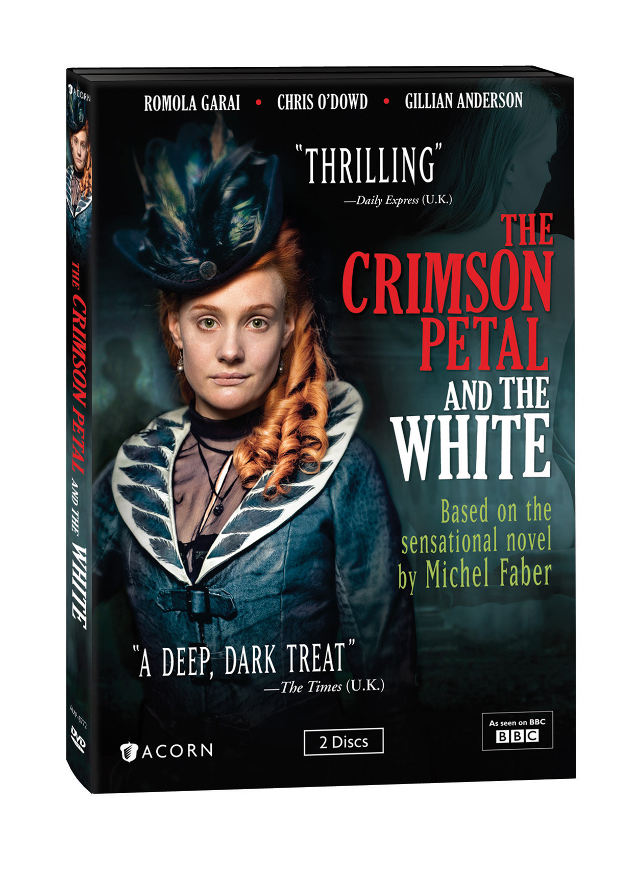 Crimson Miniseries Is A Victorian Delight Front Row Features