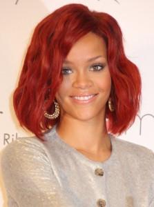 Rihanna. ©Peter Gonzaga/PRPP