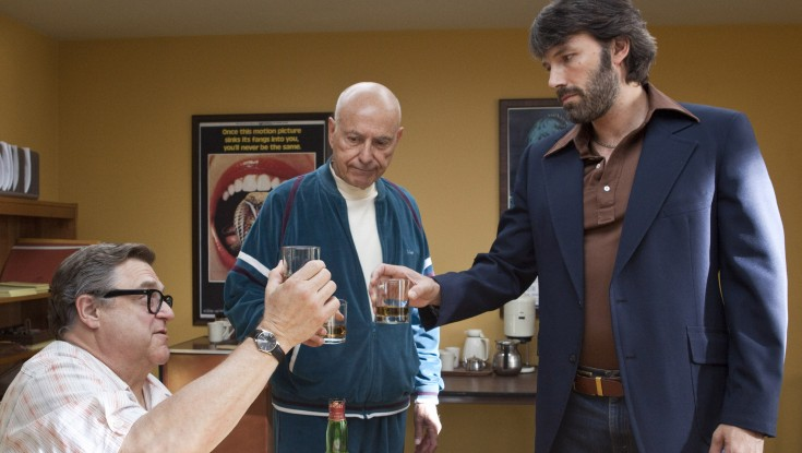 Amped-Up 'Argo' Should Have Stuck to Facts