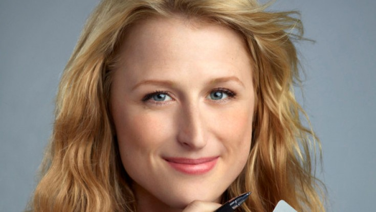 Mamie Gummer Scrubs Up for New TV Show