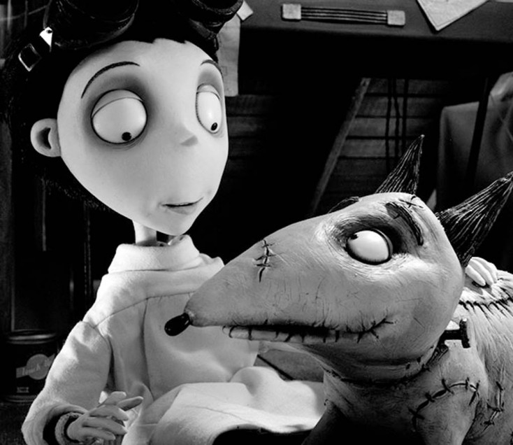 Not Much to Relish in 'Frankenweenie' – 3 Photos