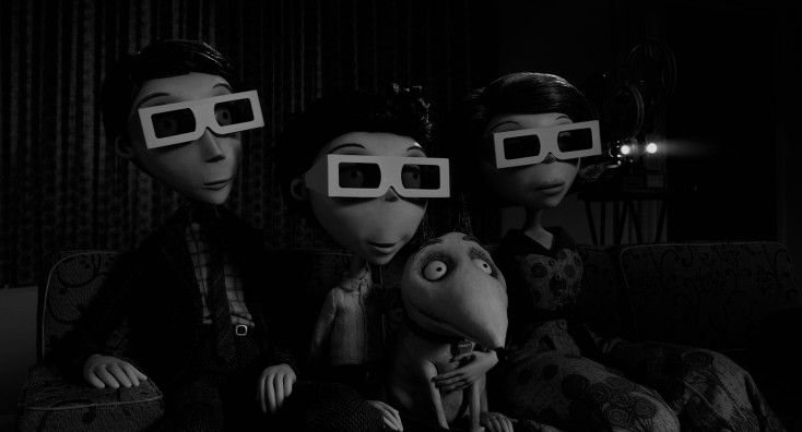 Not Much to Relish in 'Frankenweenie'
