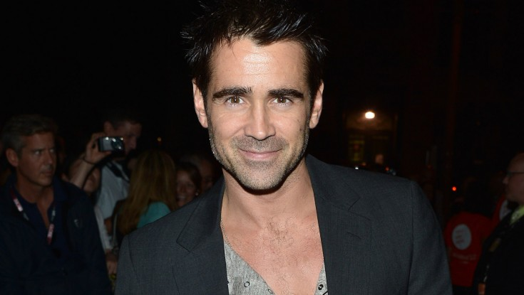 EXCLUSIVE: Colin Farrell Reteams With Martin McDonagh for 'Seven Psychopaths'