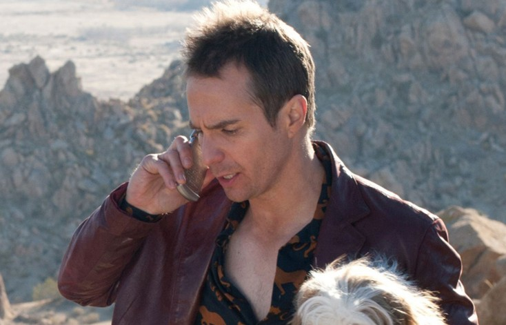 Sam Rockwell Plays Another Dangerous Mind in 'Seven Psychopaths'